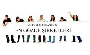 Türkiye'nin en gözde şirketleri