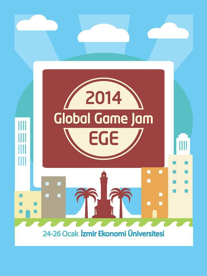 global game jam ege 2014